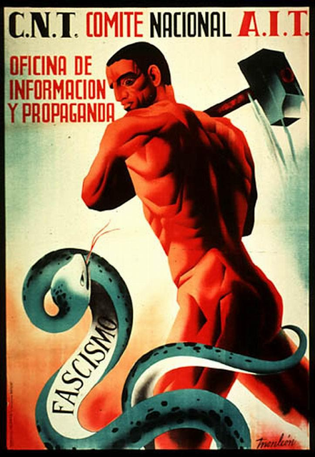 antifa spain 1938