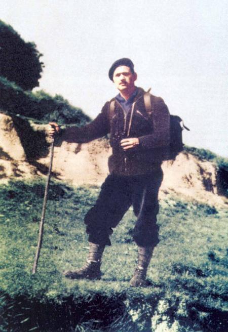 Στις 5 Γενάρη 1960 σκοτώθηκε στο Σαντ Θελόνι της Καταλωνίας από μονάδες της χωροφυλακής και παραστρατιωτικούς
