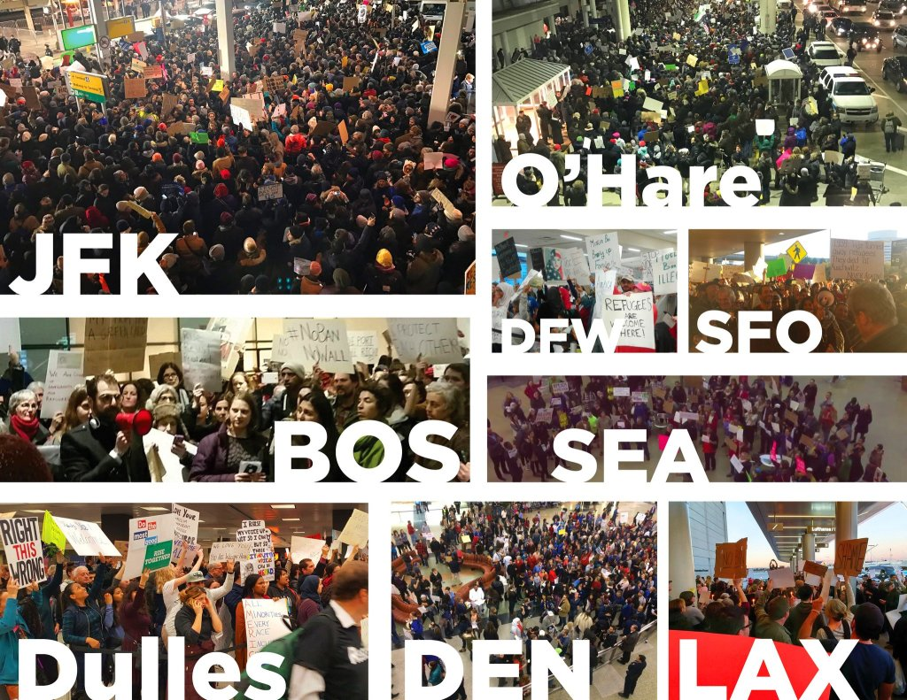 airportprotests