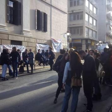 Τετάρτη 15.11: συγκέντρωση ενάντια στους πλειστηριασμούς στο Ειρηνοδικείο Πατρών
