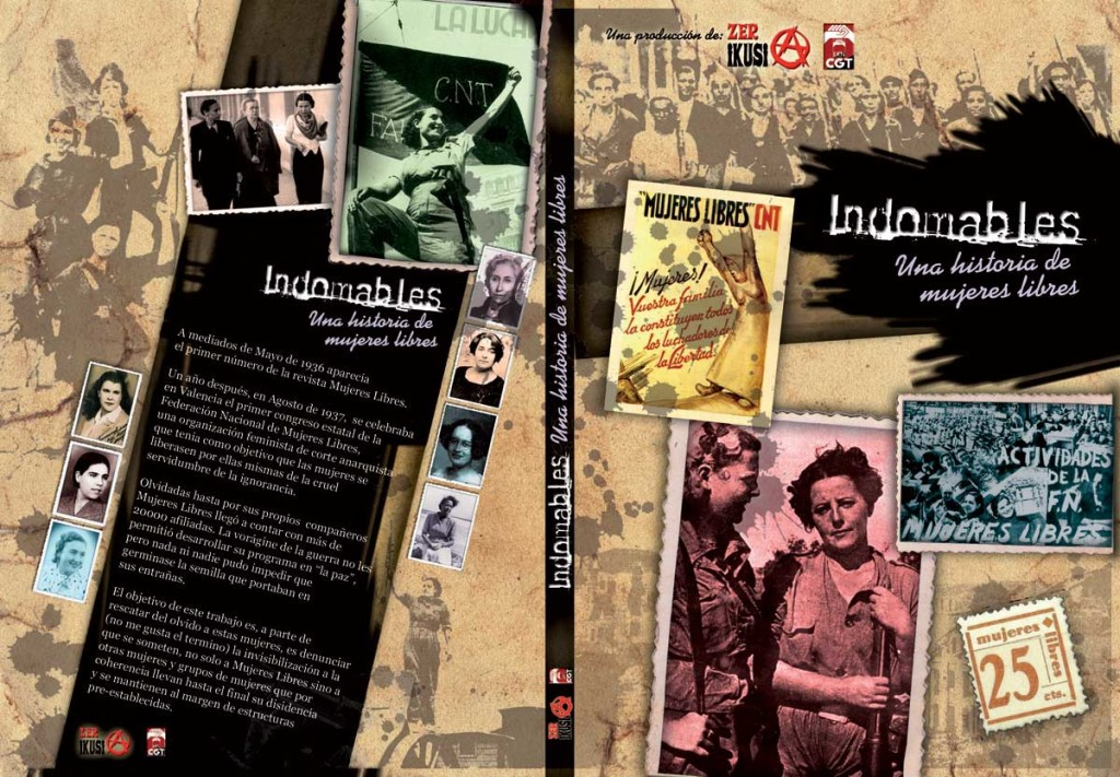 dvd-indomables-mujeres-libres